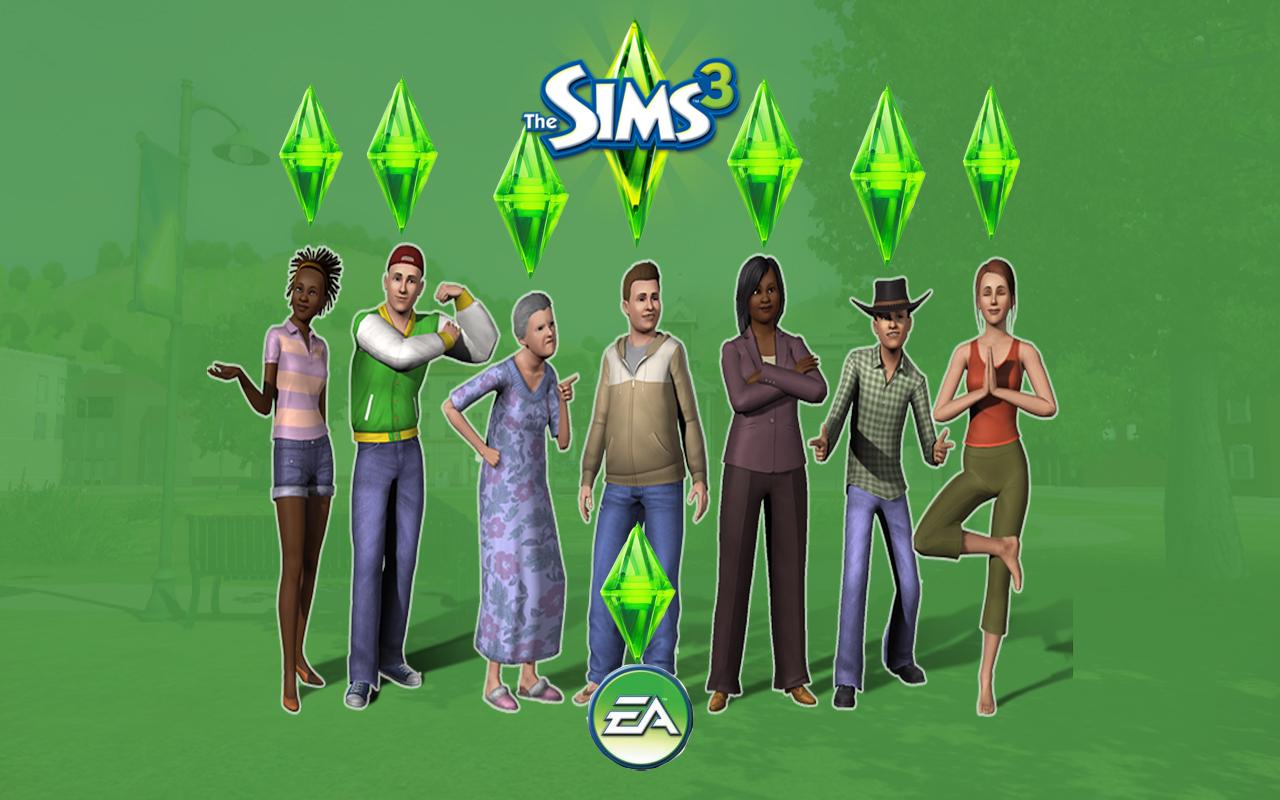 [MegaPost] Toda la saga de Los Sims 3, Compilación.