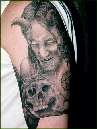 Devil+tattoos Devil_skull_tattoojpg