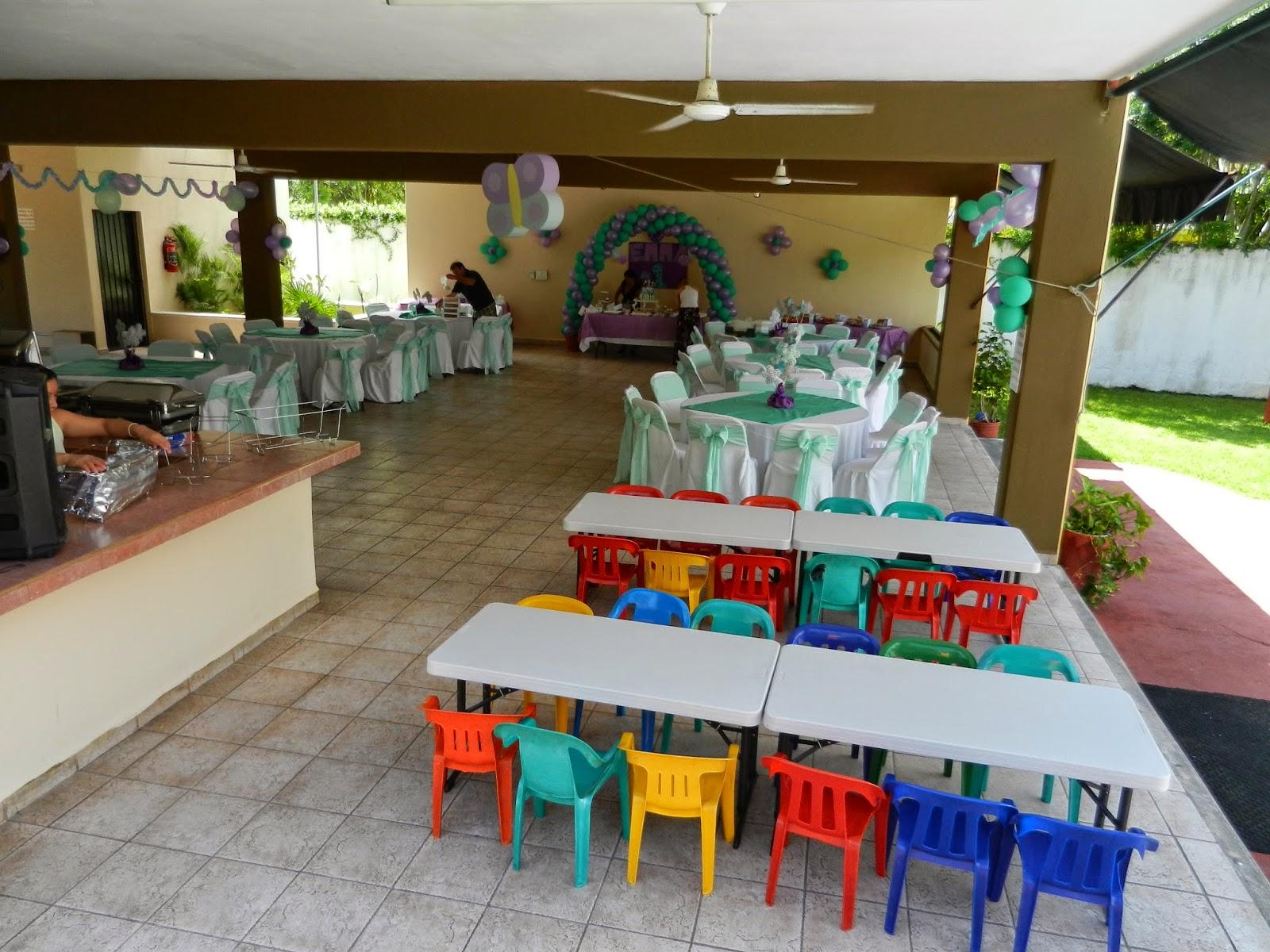 B chame el mejor sal n de fiestas en canc n 15 descuento for Decoracion en cancun