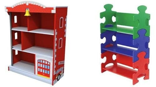 Repisas para dormitorios de ni os decoraci n de interiores - Estanterias infantiles ...