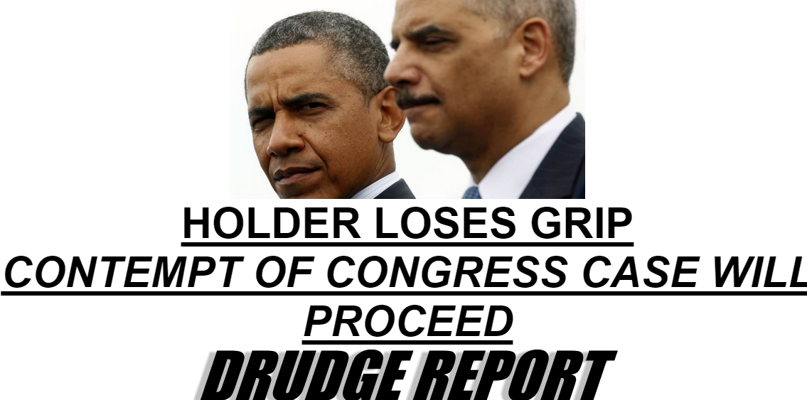 drudge report today