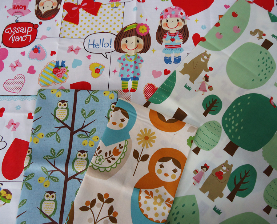 Telallevas for Telas para cortinas infantiles