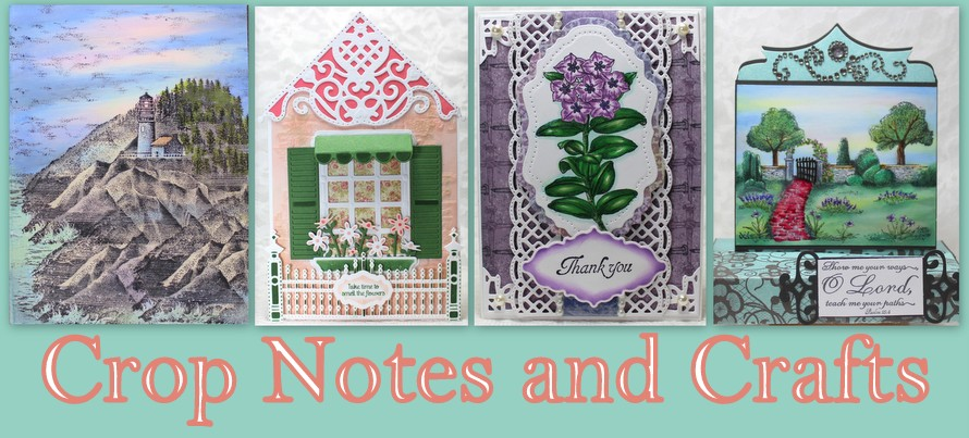 Crop Notes and Crafts
