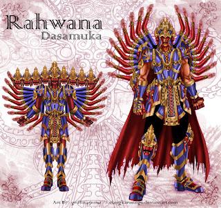Kartun Wayang Rahwana Super Saiya
