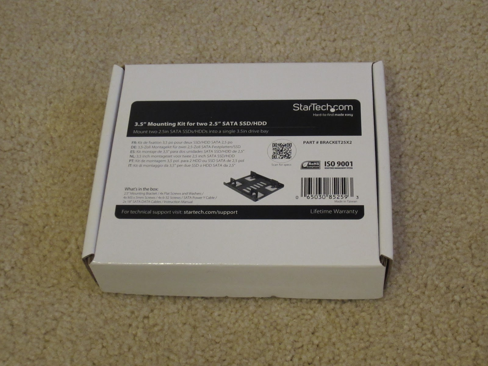Future Guide Upgrading Your Pc To An Ssd Unwind Media Bracket Black Metal 25 Inch 35 Mounting Kit For Sata Hdd