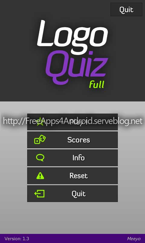 Free Games 4 Android: Logo Quiz FULL v1.3 apk download Free Apps 4