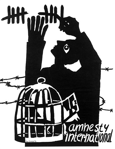 Words + Pictures: 50 Years of Amnesty Posters
