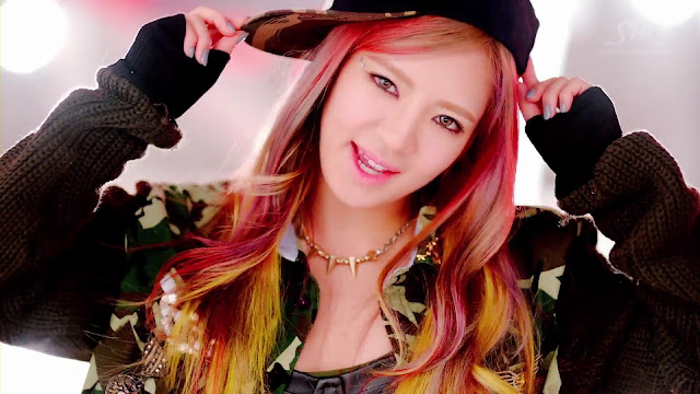 SNSD Hyoyeon I Got A Boy Wallpaper HD