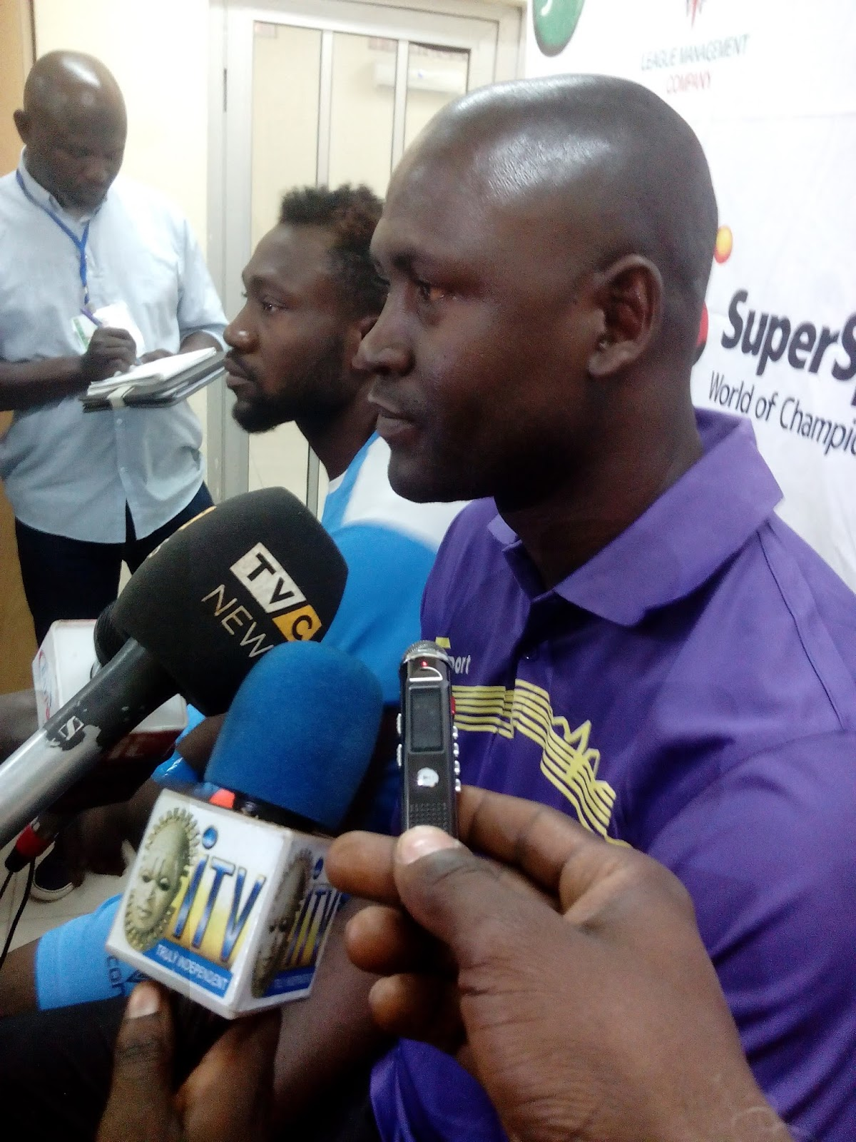 Dogo Confirms Nasarawa United Players Missing