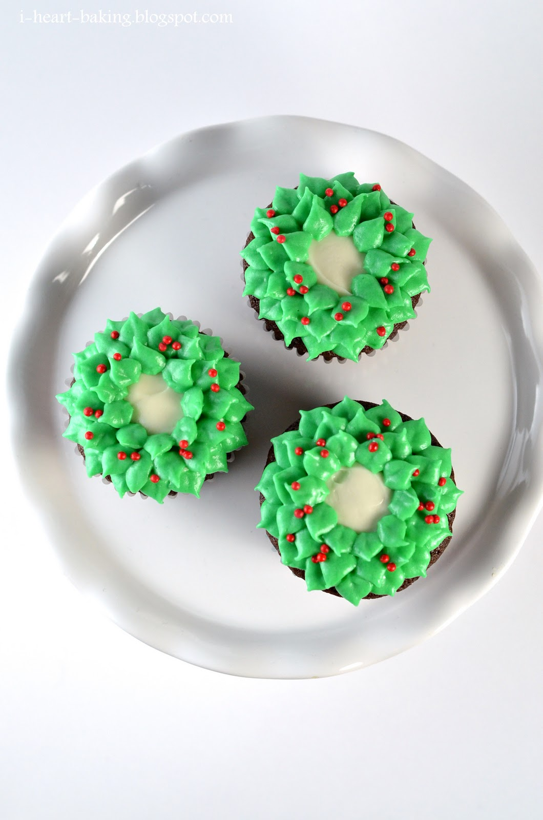 how to make frosting trees