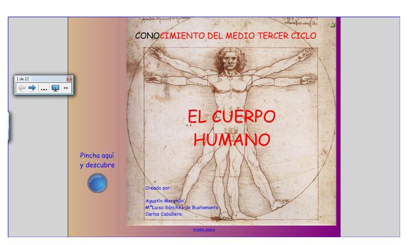 A la Palestra: Aprendemos los huesos y los músculos con la Pizarra ...