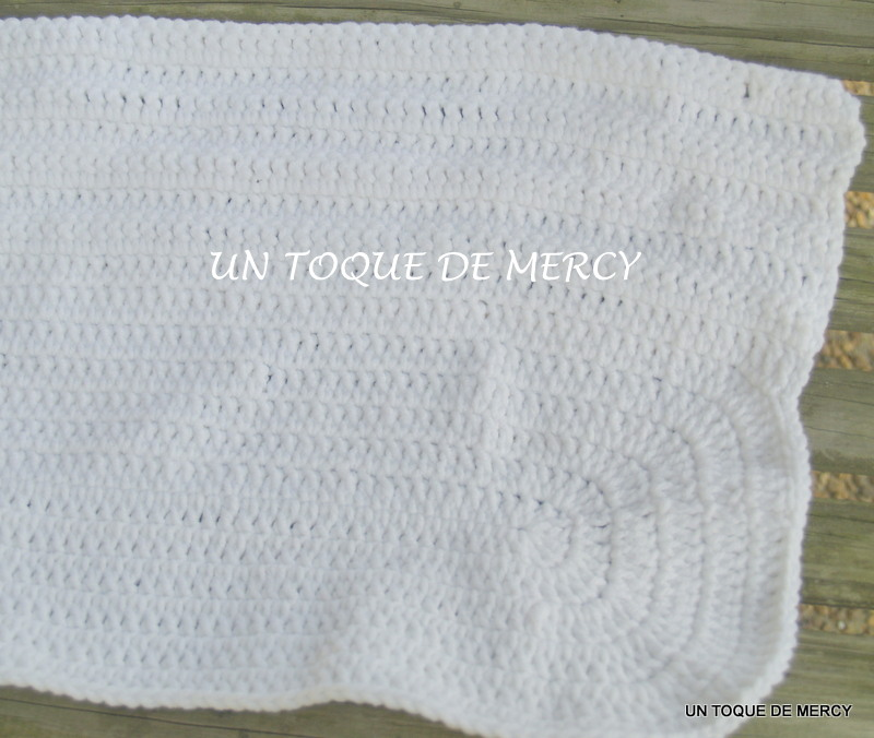 Que Lleva Un Set De Baño:UN TOQUE DE MERCY: SET PARA BANO DE CROCHET
