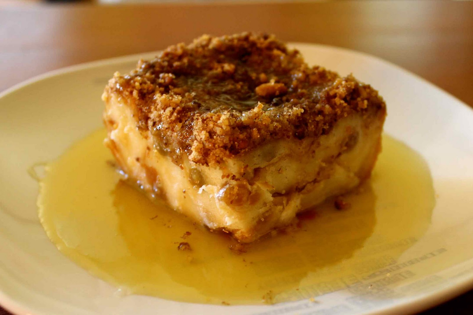 pudding with bourbon sauce pumpkin bread pudding with bourbon vanilla ...