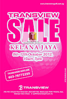Transview Golf Sale 2012