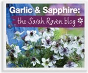 I am a writer for the Sarah Raven blog