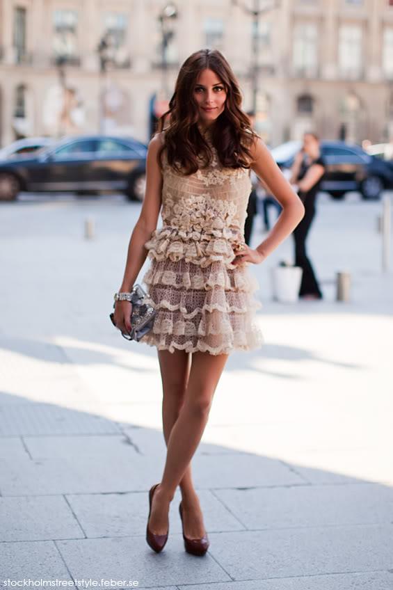 Lulù Palermo Star Style Moi C'est Olivia Oui wxfPAf