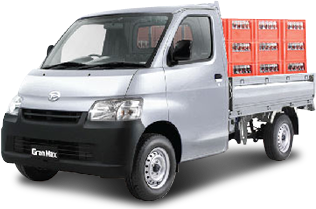 exterior daihatsu gran max pick up