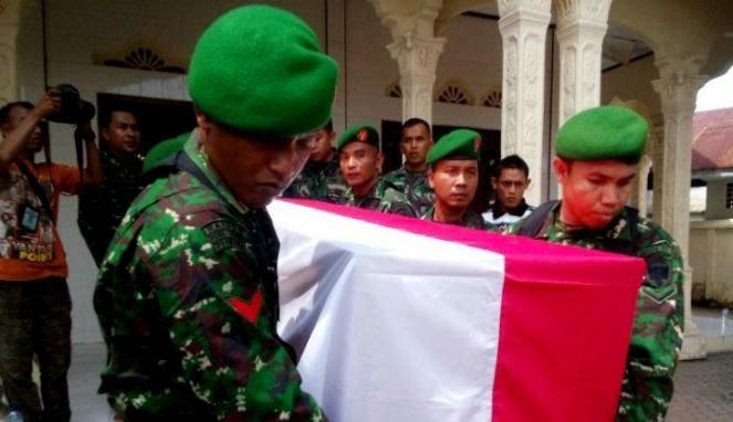 Ini Tugas Terakhir 2 Anggota TNI yang Ditembak Mati di Aceh