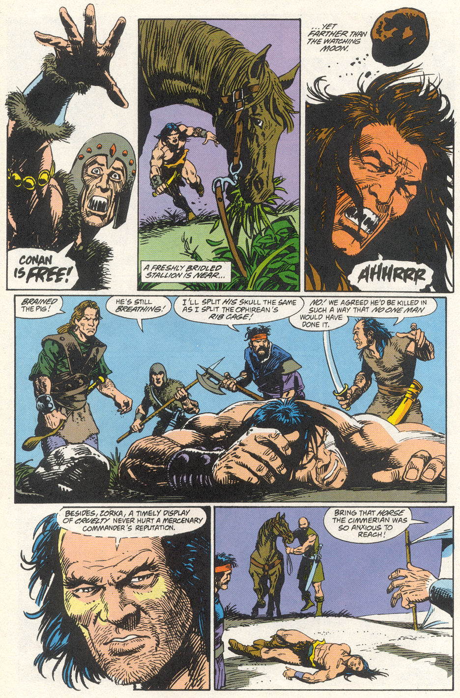 Conan the Barbarian (1970) Issue #275 #287 - English 15