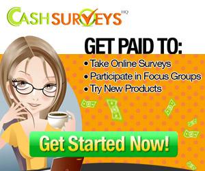 Cash Paid Survey Jobs