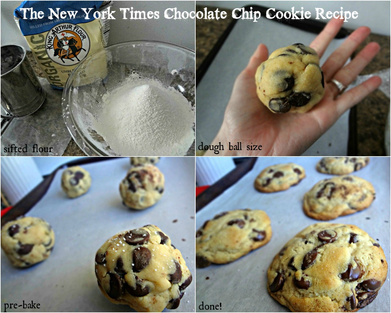 The Cooking Actress: The New York Times Best Chocolate Chip Cookie ...