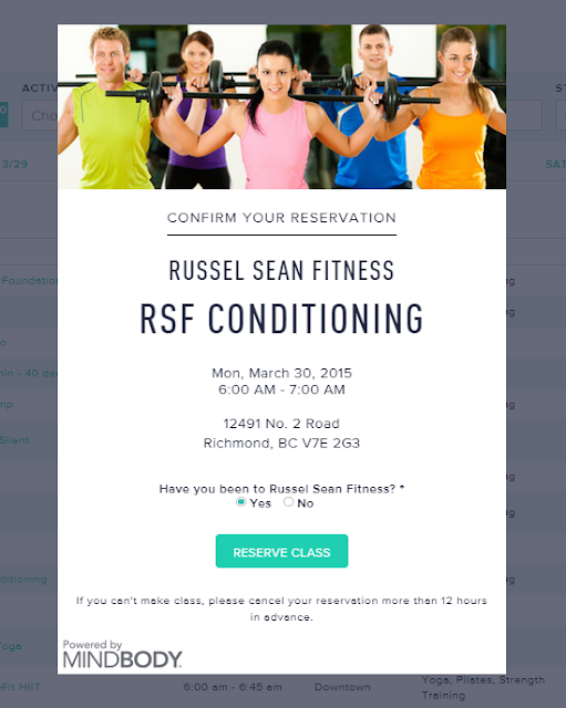 ClassPass Vancouver, ClassPass, Fitness, health, Vancouver, working out
