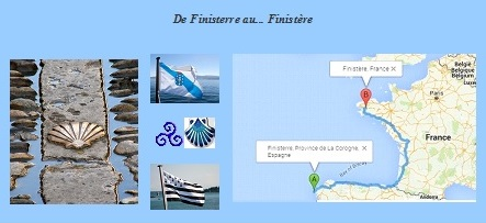 De Finisterre au... Finistère