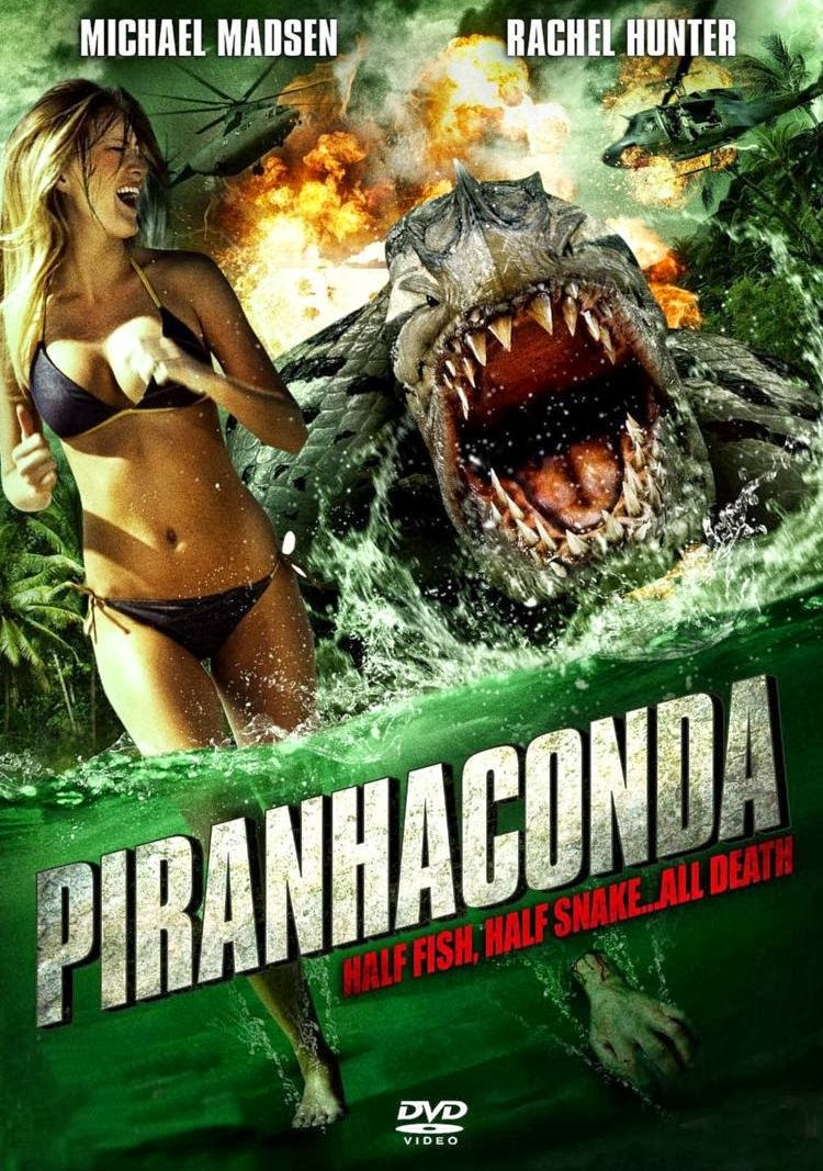 Download - Piranhaconda - DVDRip AVI + RMVB Legendado ( 2013 )