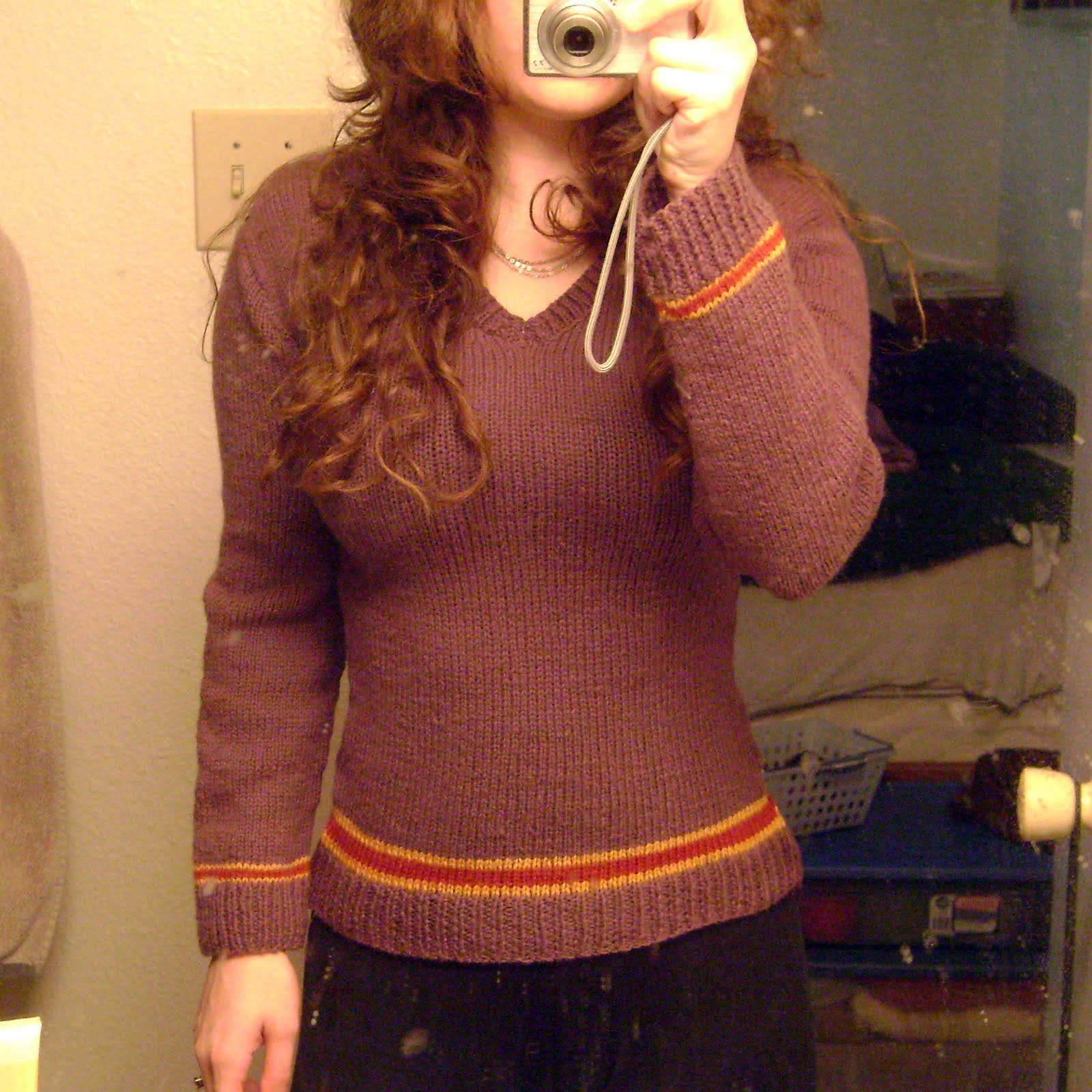 Knitting Pattern Harry Potter Jumper : Gynx: Crafts and Harry Potter.
