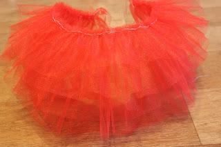 юбка для девочки из фатина своими руками