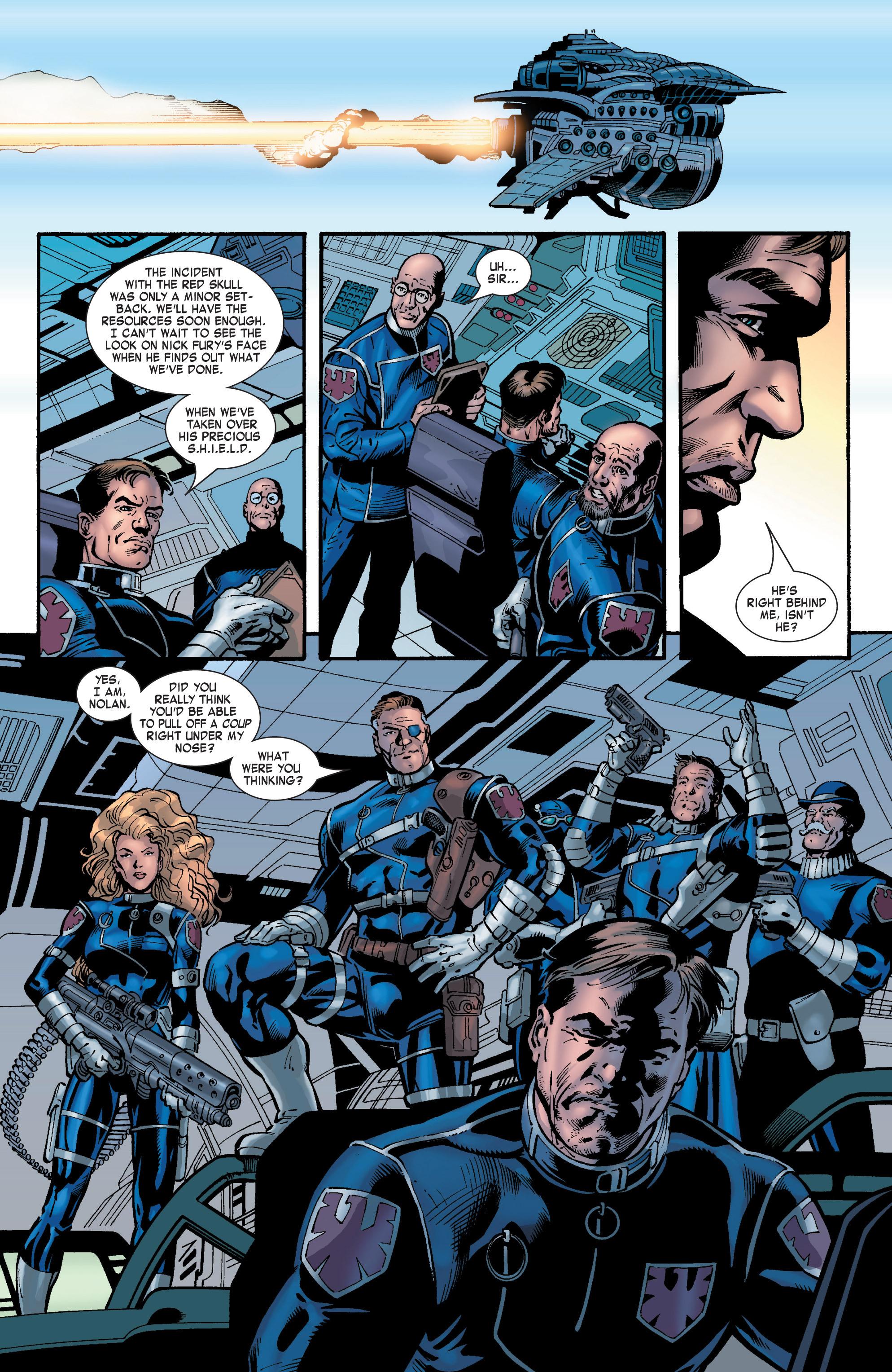 Captain America (2002) Issue #31 #32 - English 14
