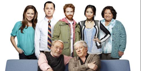 Serie de TV Dads