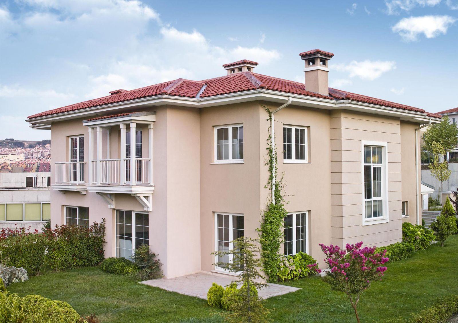 Dubai home design exterior. title=