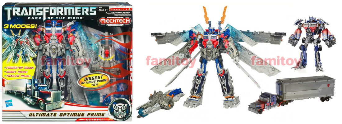 transformers dark of the moon optimus prime leader class. Ultimate Optimus Prime Leader