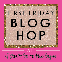 First Friday Blog Hop