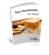 Teen Devotionals... For Guys!