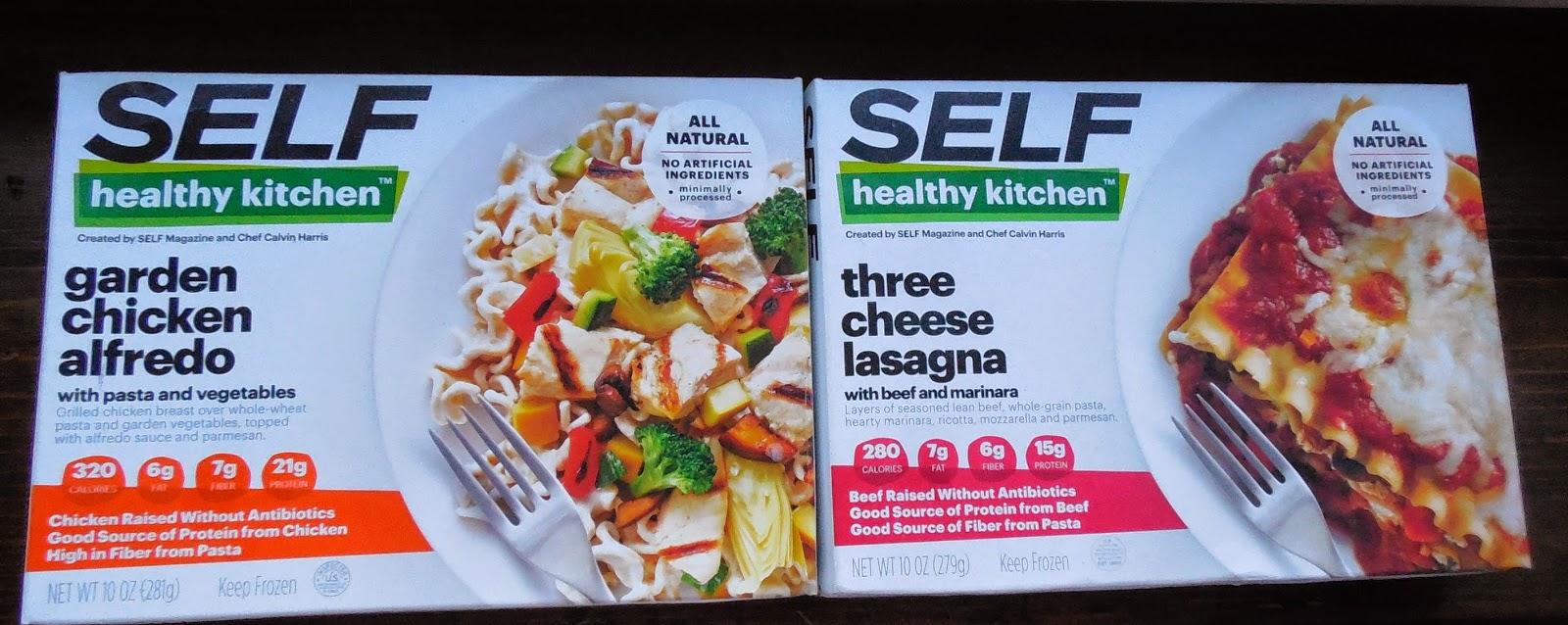 SELF Healthy Kitchen Meals