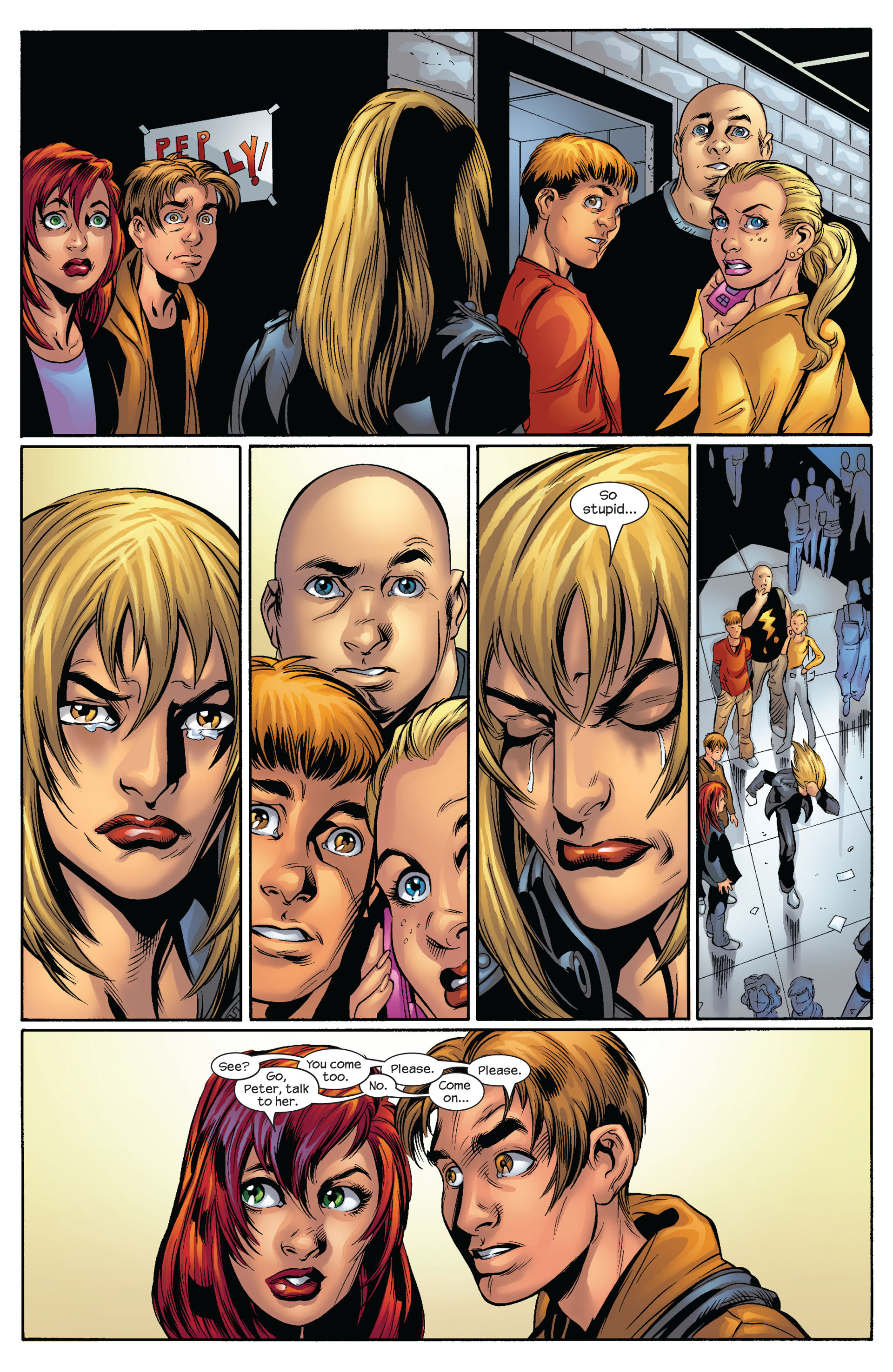 Ultimate Spider-Man (2000) Issue #55 #59 - English 6