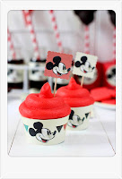 Fiesta Con Mikey Mouse