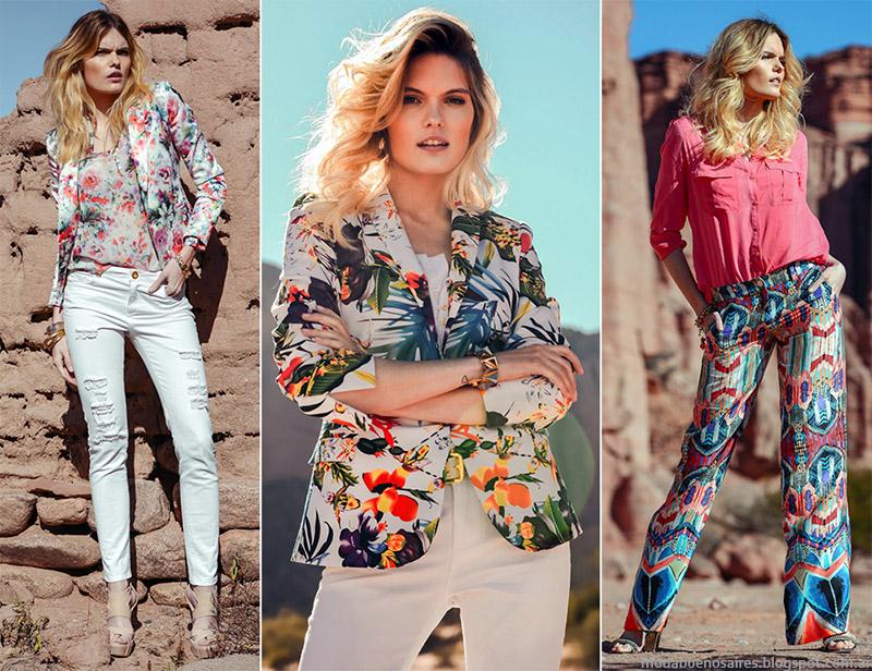 moda primavera verano 2019 moda y tendencias en buenos
