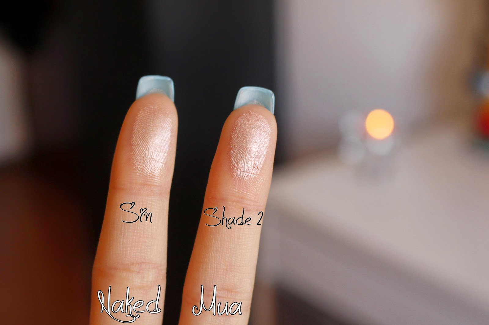 Naked Mua sin shade 2
