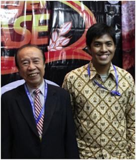 Muhammad Ihsan w/ Ketua AFI