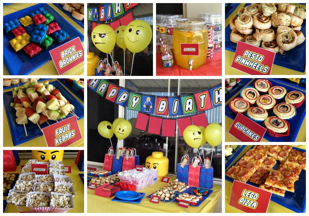 Kids Batman Birthday Party