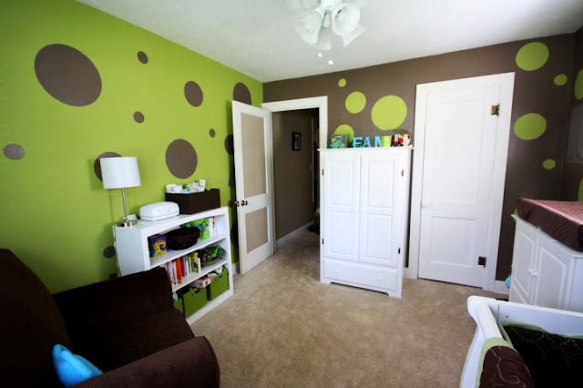 best paint color for baby boy room