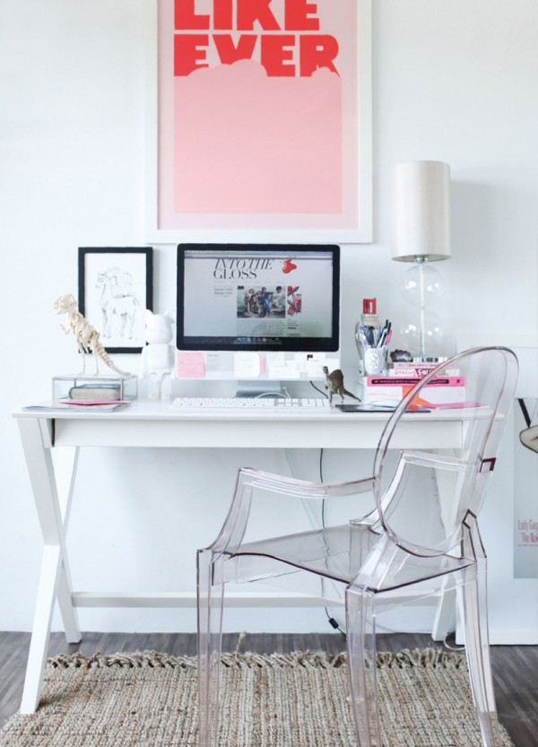 Nicole s Guide To Style Decor Lucite Ghost Chair