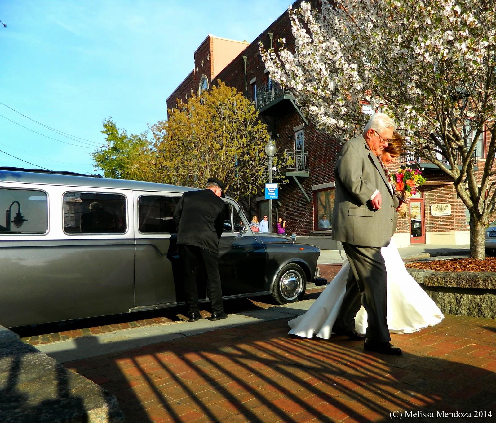 Corbett Lighting Party All Night: Tricia + Matt's Coastal Deck Wedding Ceremony And