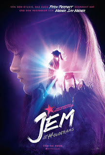 Watch Jem and the Holograms (2015) movie free online