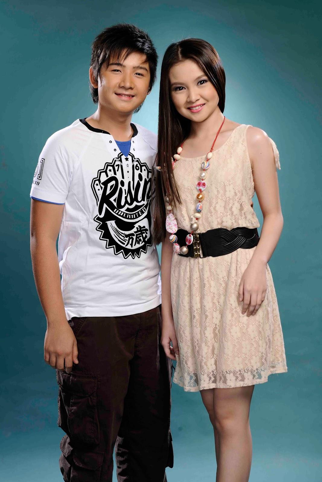 Joshua Dionisio And Barbie Forteza