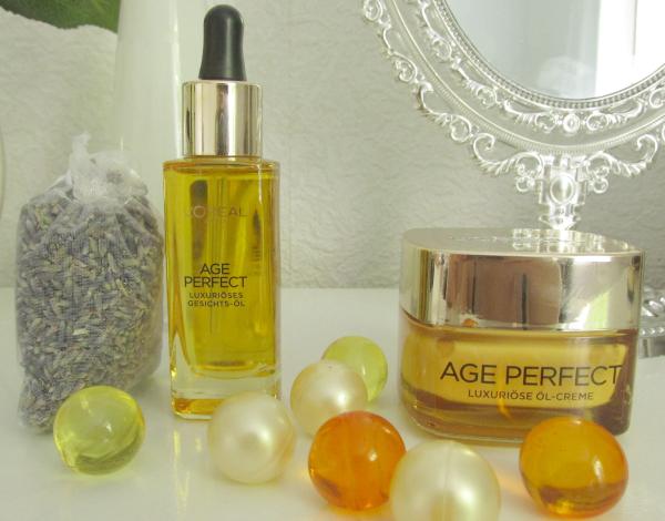 L´Oréal Age Perfect Öl Richesse - Review