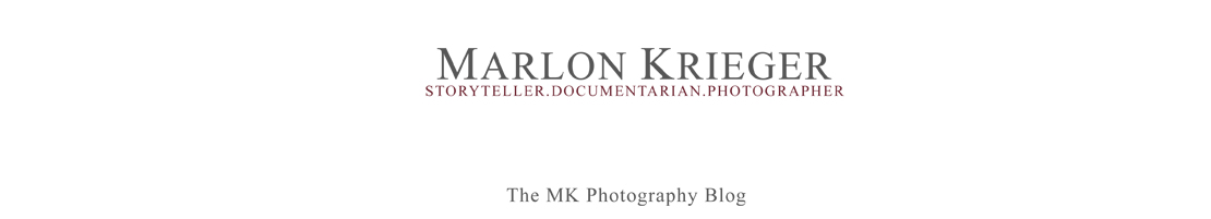 <center>The MK Photography Blog</center>